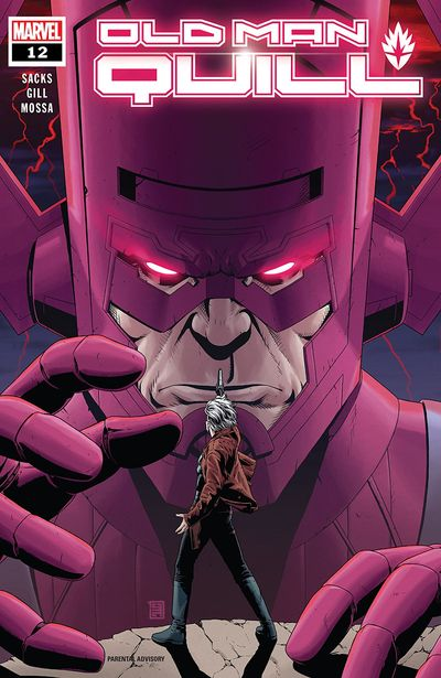 Old Man Quill #12 (2019)