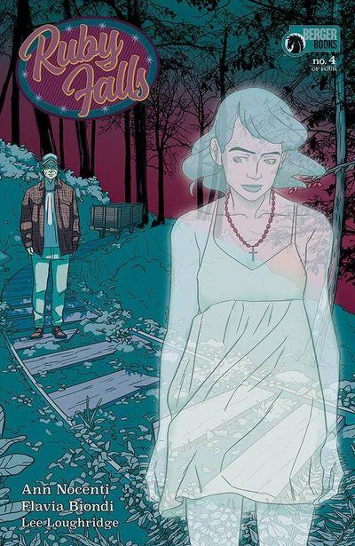 Ruby Falls #4 (2020)