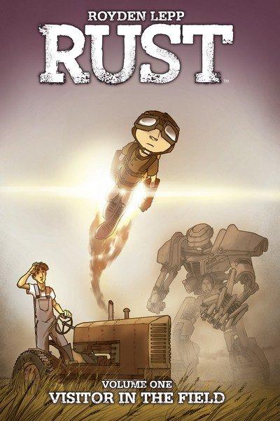Rust Vol. 0 – 3 (TPB) (2016-2017)