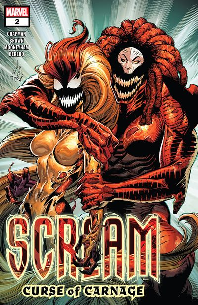 Scream – Curse Of Carnage #2 (2019)