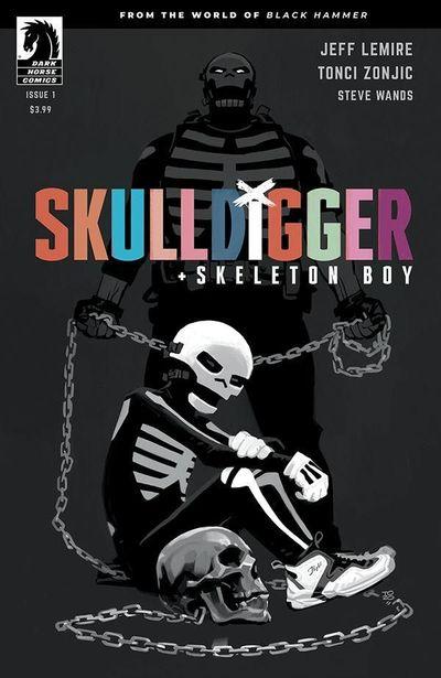 Skulldigger And Skeleton Boy #1 (2019)