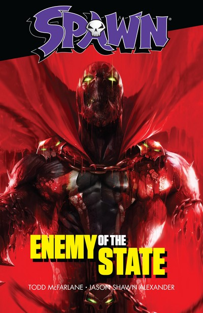 Spawn – Enemy of the State (TPB) (2019)