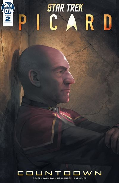 Star Trek – Picard – Countdown #2 (2019)