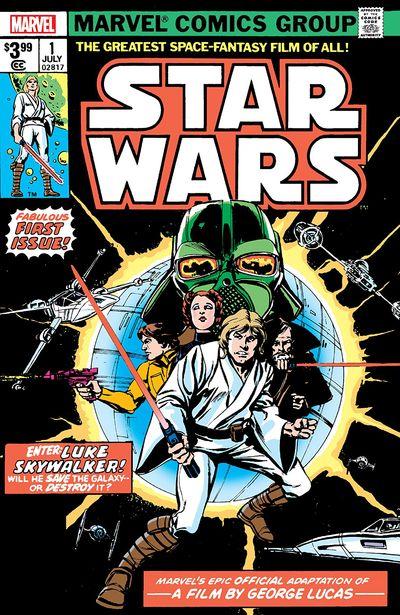 Star Wars – Facsimile Edition #1 (2019)