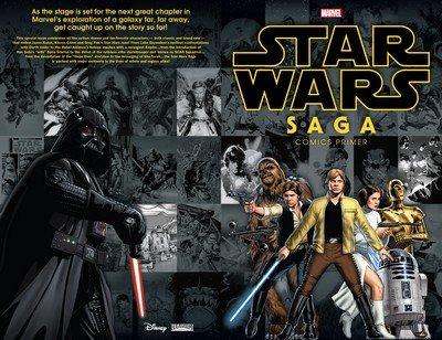 Star Wars Saga #1 (2019)