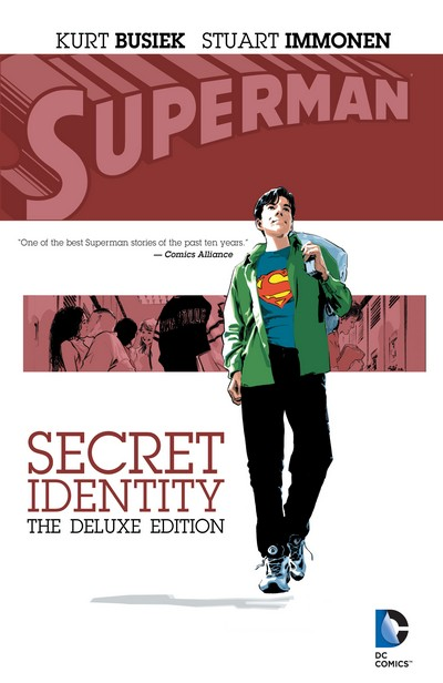 Superman – Secret Identity – The Deluxe Edition (2015)