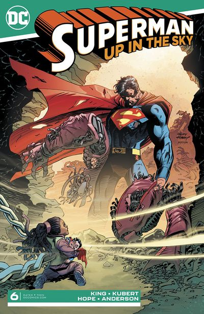 Superman – Up In The Sky #6 (2019)