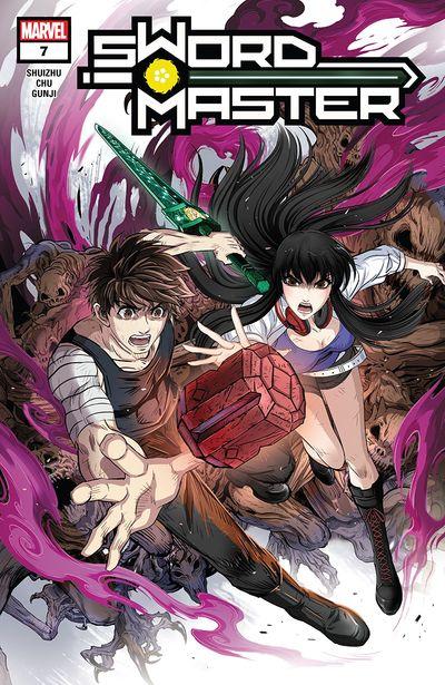 Sword Master #7 (2020)