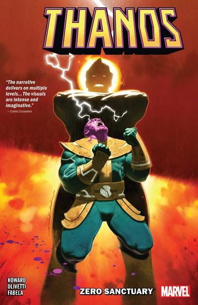 Thanos – Zero Sanctuary (TPB) (2019)