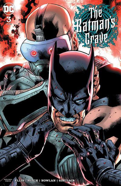 Of 12 Batmans Grave #9