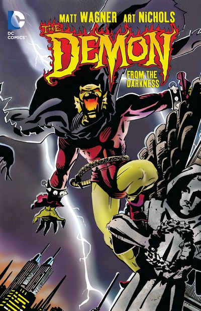 The Demon – From the Darkness (TPB) (2013)