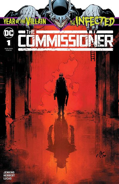The Infected – The Commissioner #1 (2019)