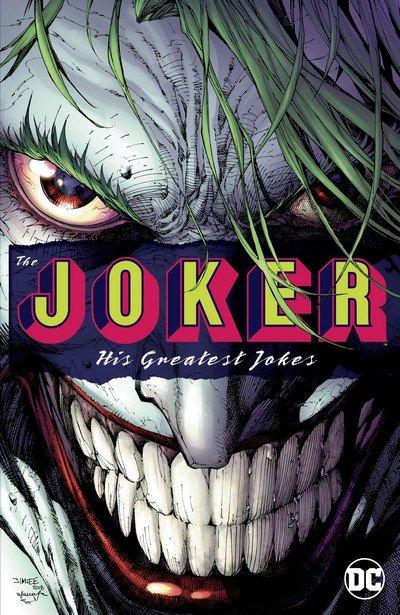 The Joker – His Greatest Jokes (TPB) (2019)