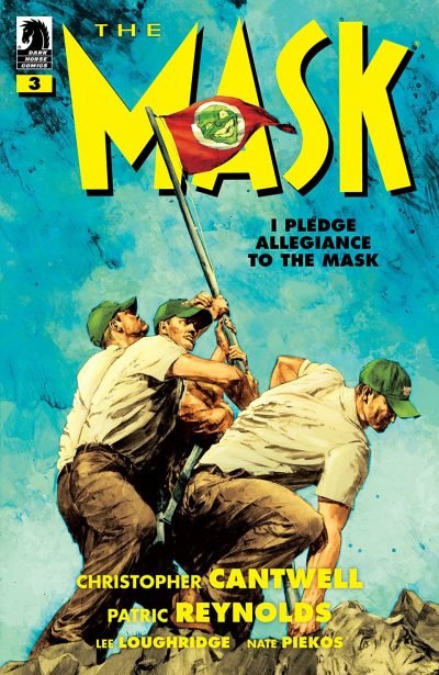 The Mask – I Pledge Allegiance To The Mask #3 (2019)