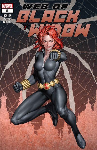 The Web Of Black Widow #5 (2020)