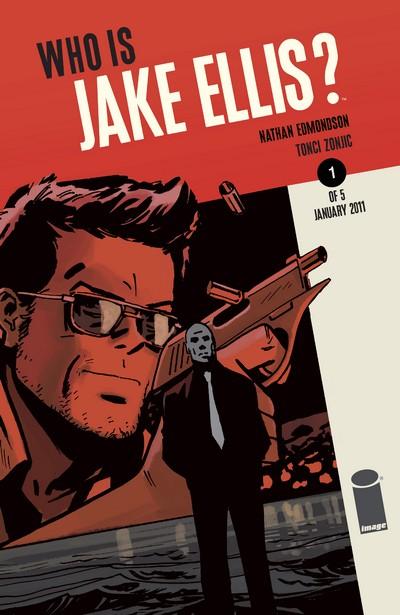 Who is Jake Ellis #1 – 5 (2011)