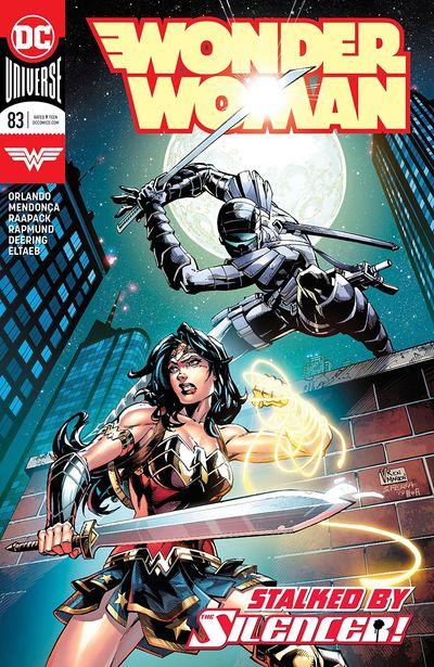 Wonder Woman #83 (2019)