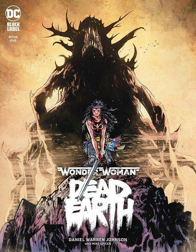 Wonder Woman – Dead Earth #1 (2019)