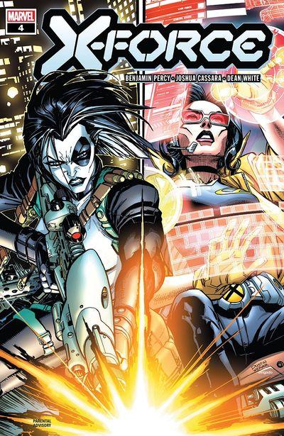 X-Force #4 (2019)