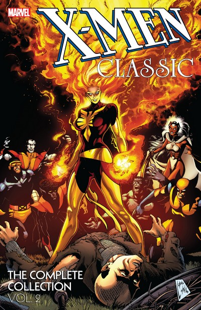 X-Men Classic – The Complete Collection Vol. 2 (2019)