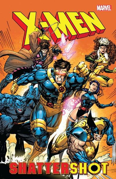 X-Men – Shattershot (TPB) (2019)