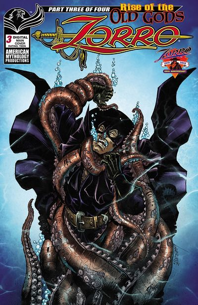Zorro – Rise of the Old Gods #3 (2019)