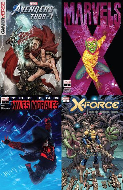 2020.01.08 Marvel Week+