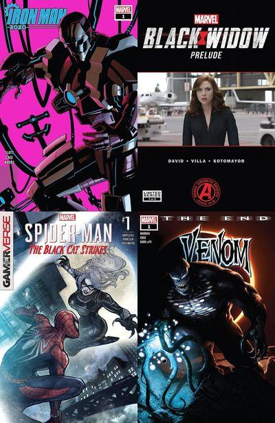 2020.01.15 Marvel Week+