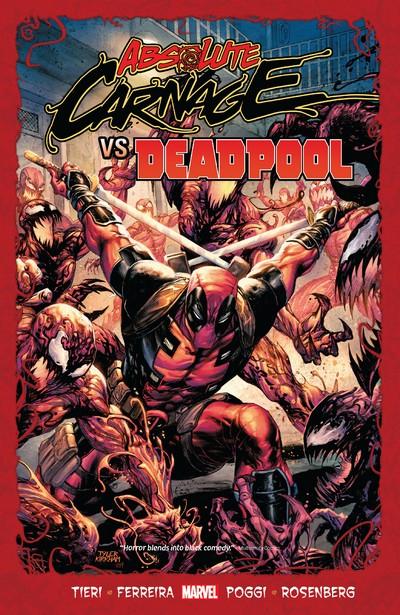 Absolute Carnage vs. Deadpool (TPB) (2020)