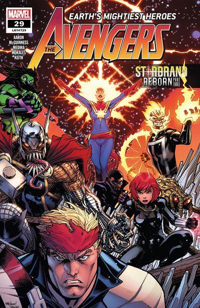 Avengers #29 (2020)