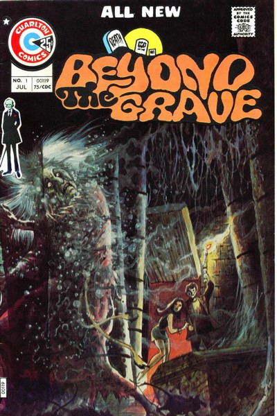 Beyond the Grave #1 – 17 (1975-1984)