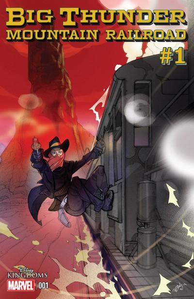 Big Thunder Mountain Railroad #1 – 5 (2015)