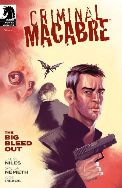 Criminal Macabre – The Big Bleed Out #2 (2020)