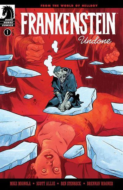 Frankenstein Undone #1 (2020)