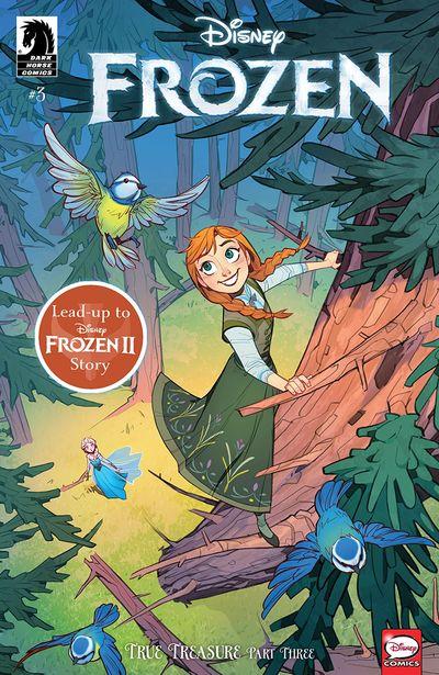 Frozen – True Treasure #3 (2020)