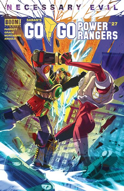 Go Go Power Rangers #27 (2020)
