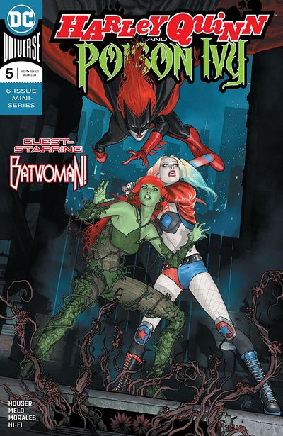 Harley Quinn And Poison Ivy #5 (2020)