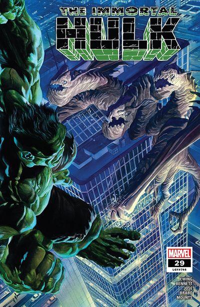 Immortal Hulk #29 (2020)