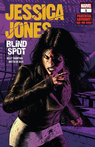 Jessica Jones – Blind Spot #1 (2020)