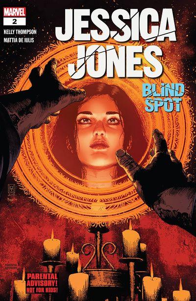 Jessica Jones – Blind Spot #2 (2020)