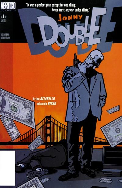 Jonny Double #1 – 4 (1998)