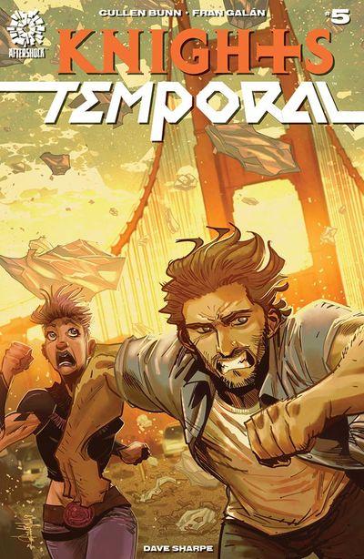 Knights Temporal #5 (2020)