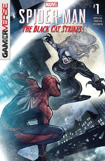 Marvel's Spider-Man – The Black Cat Strikes #1 (2020)