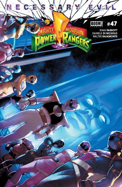 Mighty Morphin Power Rangers #47 (2020)