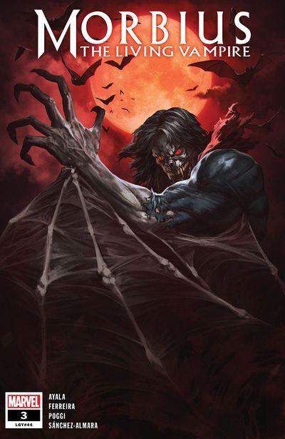 Morbius #3 (2020)