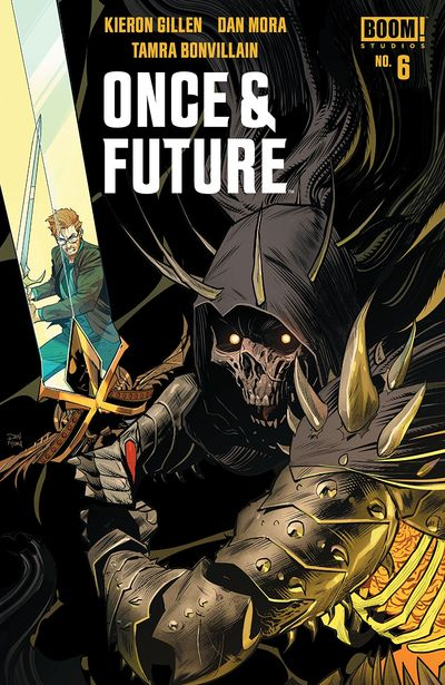 Once And Future #6 (2020)