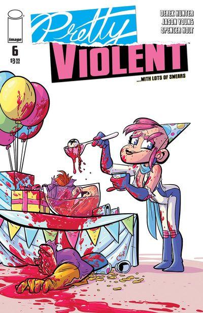 Pretty Violent #6 (2020)