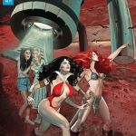 Red Sonja And Vampirella Meet Betty And Veronica #8 (2020)