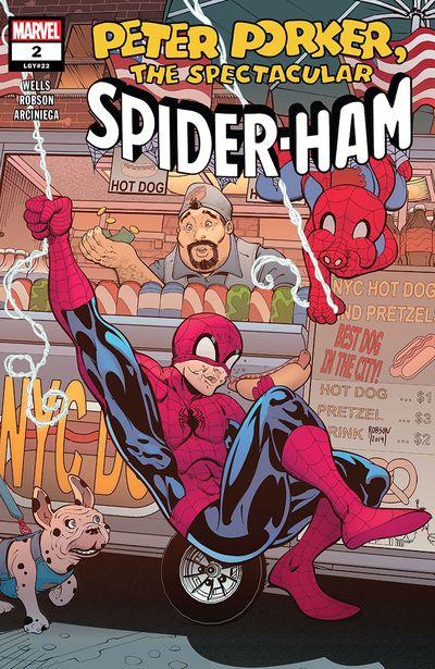 Spider-Ham #2 (2020)