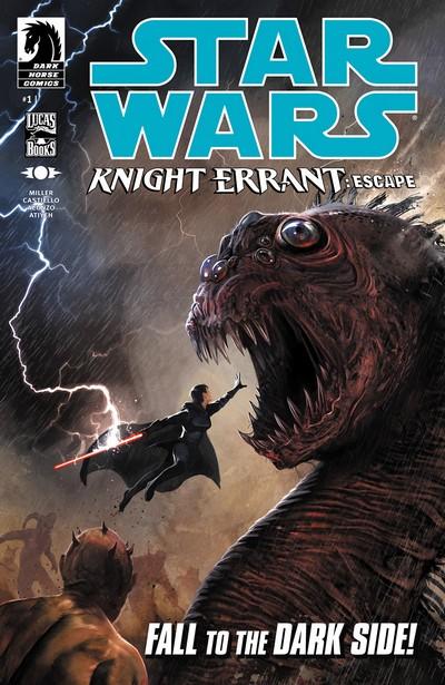 Star Wars – Knight Errant Vol. 3 – Escape #1 – 5 (2012)